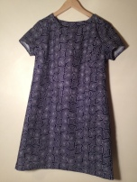 Merchant and Mills Dress Blue Square2