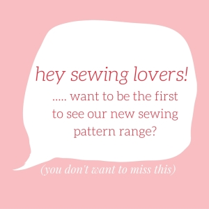 Hey sewing lovers..