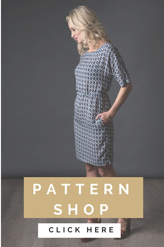 The Avid Seamstress sewing patterns website