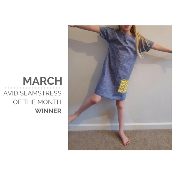 avid seamstress of the month competition