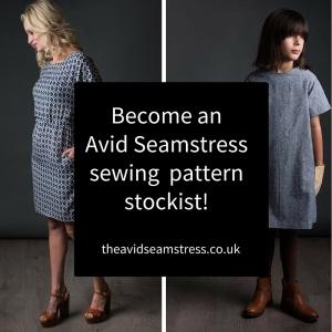 The Avid Seamstress wholesale accounts