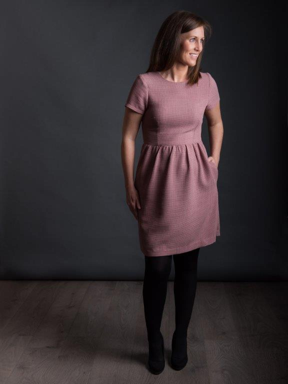 THE DAY DRESS SEWING PATTERN