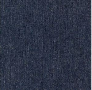 Drapers Daughter Robert Kaufman Washed Indigo Denim