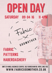 Open Day at Fabric Godmother