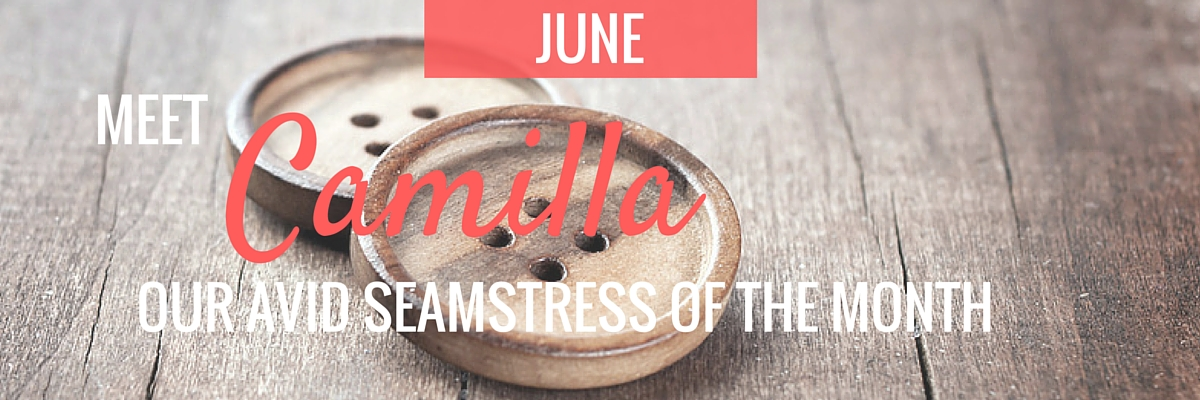 June Avid Seamstress of the month - featured image