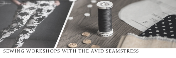 Sewing workshops with the avid seamstress