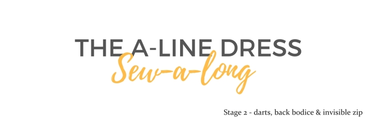 The A-Line Dress Sew-A-Long