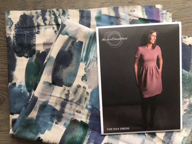 The Day Dress pattern hack