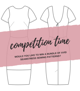 competition to win sewing patterns