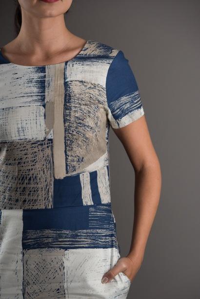 The Shift Dress Sewing Pattern
