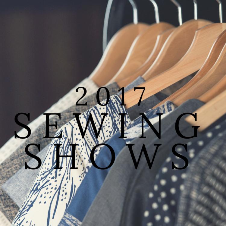 sewing shows the avid seamstress exhibits at