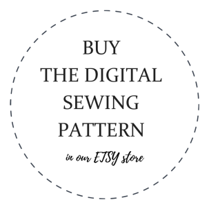 Digital Sewing Pattern