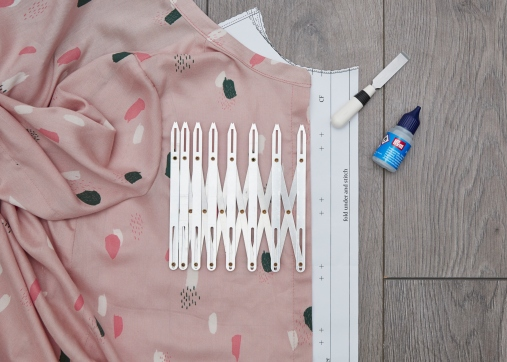 Avid Seam-blouse book5424